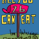All You Can Eat #26 - Ein Interview mit Fenster