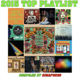 2015 TOP PLAYLIST: HAPPY NEW YEAR!!!