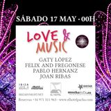 Felix & Fregonese (DISTAR Rec) LIVE DJ SET @ El Hotel PACHA (IBIZA-SPAIN)