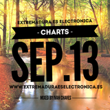 EXTREMADURAESELECTRONICA CHART 002# SEPT 2013 MIXED BY IVAN CHAVES