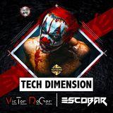 TECH DIMENSION - mixed by Victor Roger B2B Escobar - Power App MasterDj's [ Spain ToBack Turkey ]