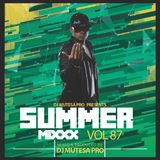 Summer Mixxx Vol 87 (Dance Hall Mix) - Dj Mutesa Pro