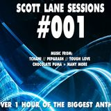 DJ Scott Lane Sessions #001