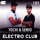 ASI VIDAL ELECTRO CLUB 185 WITH YOCHI & SEMIO