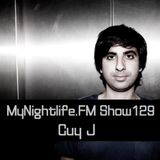 Guy J - Guest Mix on MyNightlife.FM, Switzerland (01-11-2012)