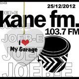 KFMP: Joeb-E - Xmas day Garage mix Kane fm 25-12-2012