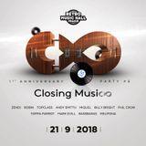 Miquel - Live @ Closing Music / Retro Music Hall / Prague (21/09/2018)