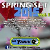 Dj Yaniv O -  Spring Set Vol. 1 2015