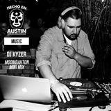 DJ Kyzer - Moombahton Mini Mix