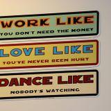 Do not hurt yourself dancing