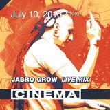 Jabro Grow – Cybernetic  Podcast Night 12 LIVE mix