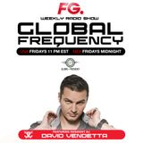 Global Frequency Radio: David Vendetta 10/11/13