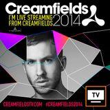 Calvin Harris - Live @ Creamfields Daresbury (UK) 2014.08.24.