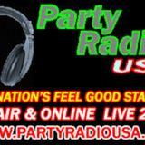 DJ ACE PARTY RADIO USA MINI MEGA MIX