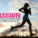 runnin with passion