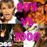 Dj Boss - 90's vs 2000