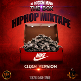 DJ DOTCOM_PRESENTS_THE BOX_HIPHOP MIXTAPE (FEBRUARY - 2020) {CLEAN VERSION}