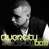 DIVERCITY RADIO EPISODE *003* MIXED BY DANIEL MENDEZ