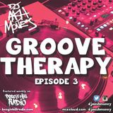 """Boogie Hill Radio Presents """"Groove Therapy""""  with Dj AAsH Money - Episode 3"""