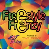 Tony Monaco - Freestyle Frenzee - Sept 2 2001