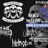 Thrash Zone w/Nimrod B.C., Drawn And Quartered, Voodoo Death Gun, Casualty Of God, Jeckll & Hyde