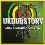 THE UK DUB STORY with Roots Hitek (Dub Realms) 6th Mosiah (aug) 2017 on www.ukrawradio.com