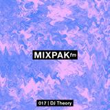 Mixpak FM 017: DJ Theory (2011)