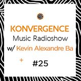 Podcast #25 w/ Kevin Alexandre Ba