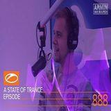 Armin van Buuren – A State Of Trance ASOT 888 – 01-NOV-2018