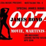 NOSTALGIA VOL 4 BY MR ROSSAINZ SPECIAL JAMES BOND SET APR 2018