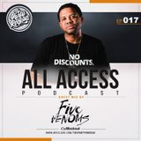 The Party Rockas All Access 017 - DJ Five Venoms