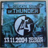 Multigroove presents The Delicate Sound of Thunder - Promo: Re-Edits by William Jordens