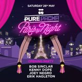 Kenny Dope & Bob Sinclar @ Paris By Night - Opening Party [Pacha, Ibiza] 26.05.2018