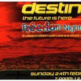 DJ PADDY 2002 DESTINY MC TECHNO T MC VIBE