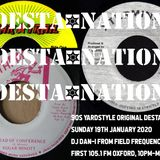 Dan-I on DESTA*NATION, 19 January 2020 - 90s Yardstyle Special