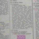 Pophullám. Szerkesztő: Salánki Hédi.1980.07.26.Petőfi rádió.16.38-17.28.