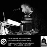 The Independent Electric Group presents The Midweek Mix, July 4, with Lippy Kid
