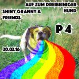 Auf Zum 3Beiniger Hund P4: Shiny Granny