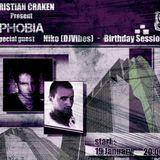 Christian Craken - PHOBIA 003 @ Vibes Radio Station 19 January 2011