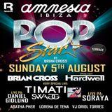 Agatha Pher @ Pop Star Amnesia Ibiza 05-08-2012