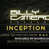 INCEPTION - DAVIE MURRAY - TECHNO SET - SEPTEMBER 2018