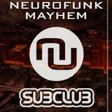NUDANCE NEUROFUNK MAYHEM promo mixtape by CUKER&MIKRO