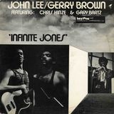 "John Lee & Gerry Brown - ""Infinite Jones"" - Infinite Jones LP (1973)"