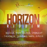 Horizon Riddim Mix (Juillet 2012) - Selecta Fazah K.