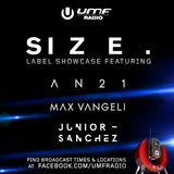 UMF Radio #292 - SIZE Records Showcase