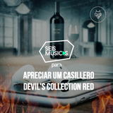 PARA APRECIAR UM CASILLERO DEVIL'S COLLECTION RED