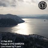 2019.02.11mon_Yuragi at OTO | 淡い思い出
