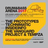 The Prototypes ft. Visionobi & MC Tempza - Drum&BassArena 2017 Album Launch