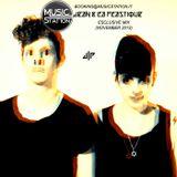 Exclusive mix by Jean & La Plastique (November 2013)