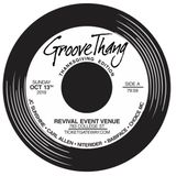 GROOVE THANG THANKSGIVING EDITION 2019 AT REVIVAL